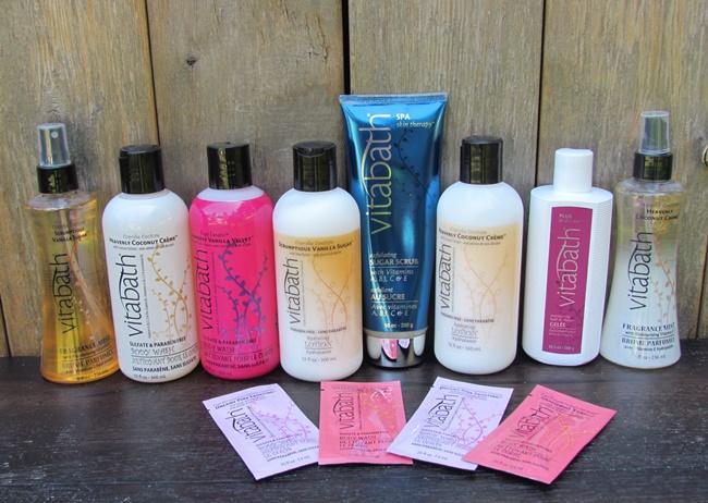 Vitabath skin care