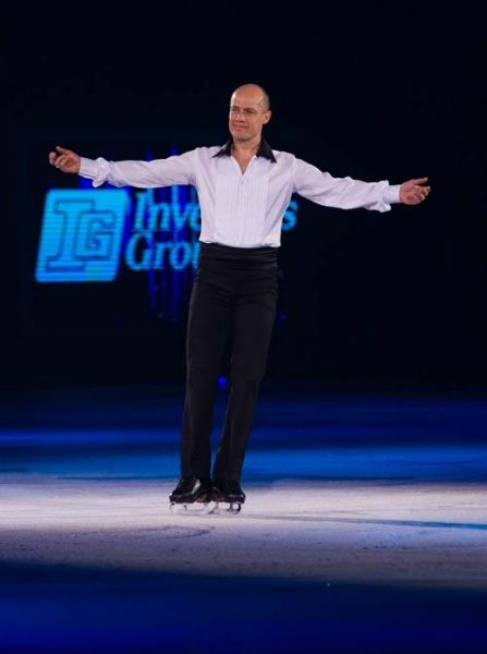 stars on ice-kurtbrowning