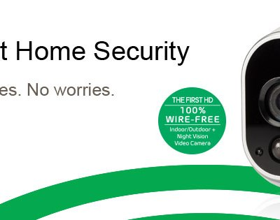 Arlo Wireless Home Security System
