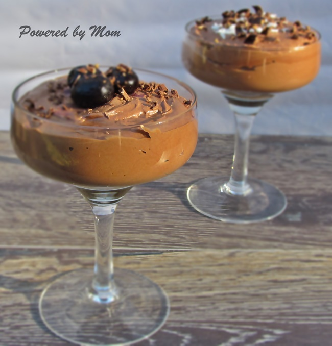 Easy Chocolate Mouse Recipe