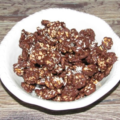 Honeycomb Cereal Treats