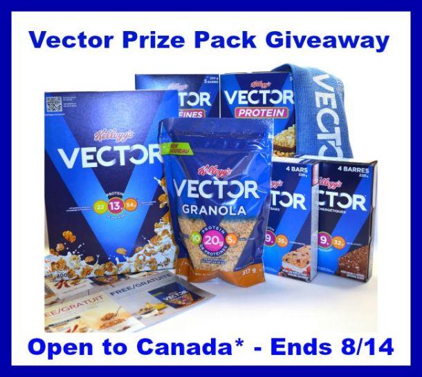 Kellogs Vector Prize Pack