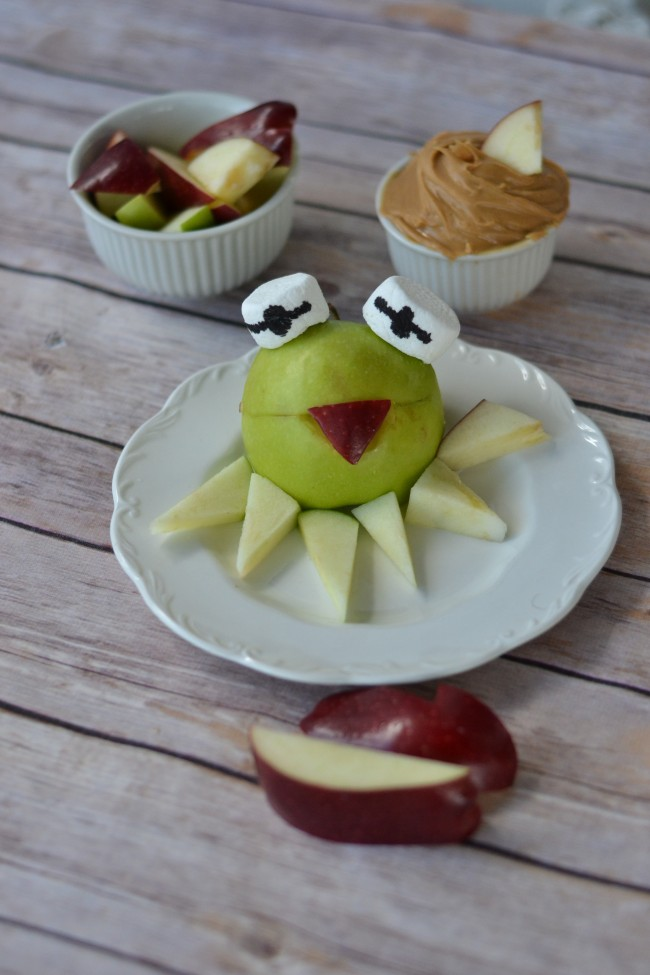 Kermit Apple Treats Recipe