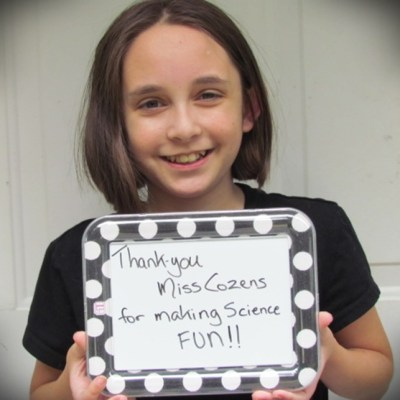 Thank You for Making Science Fun