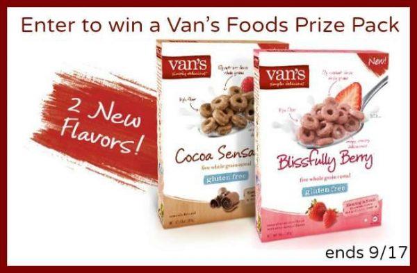 van's food