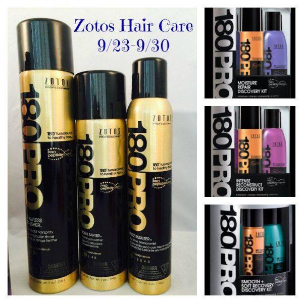 zotos hair care