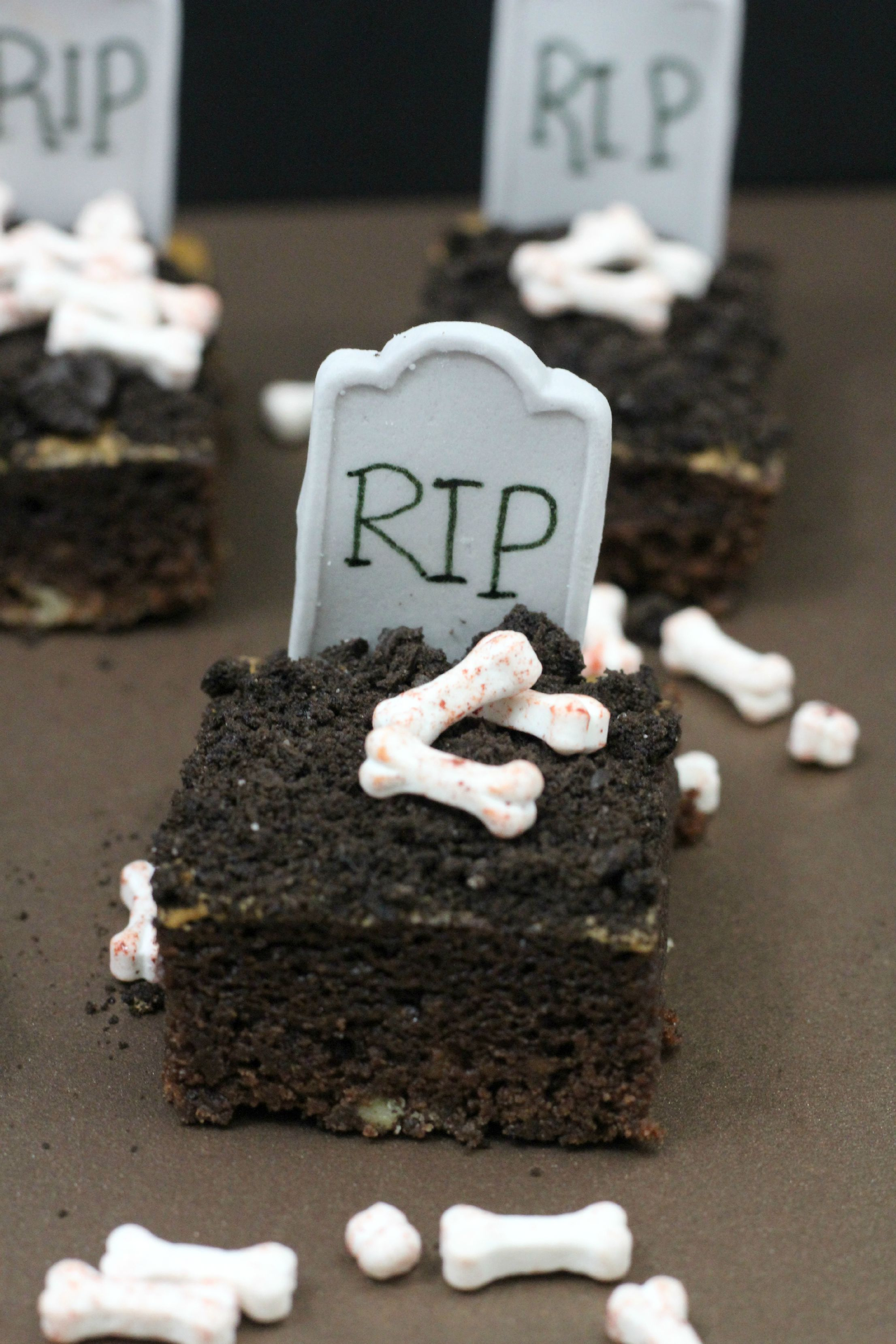 Brownies Recipe for Halloween