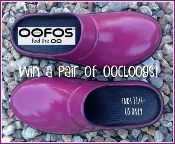 oofos shoes