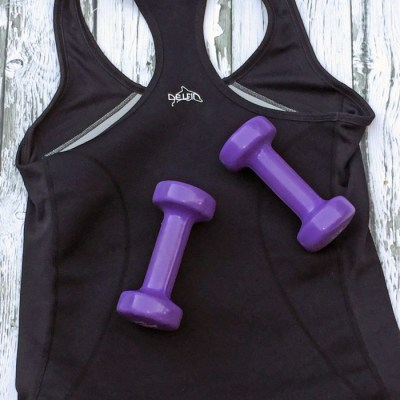 Delfin Spa the Ultimate Workout Clothes