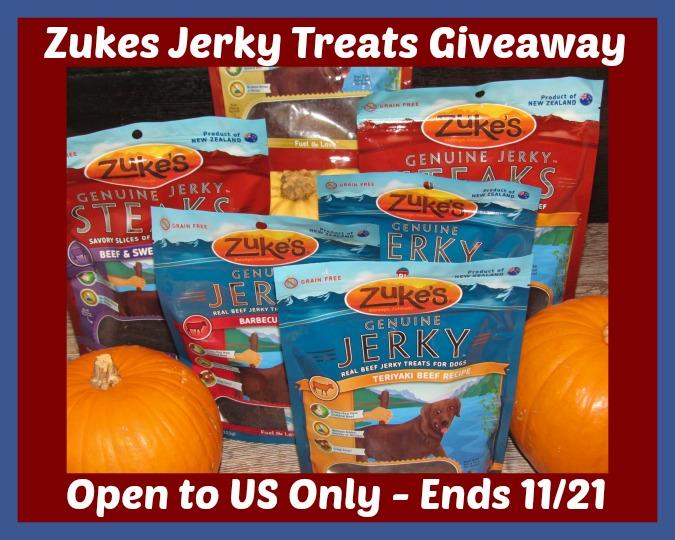 Zukes Jerky & Steak Treats button