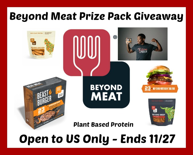 beyond meat prize pack