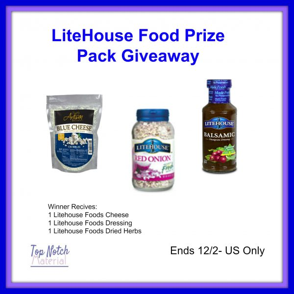 litehouse giveaway