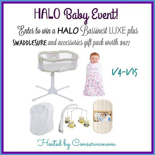 Halo baby event
