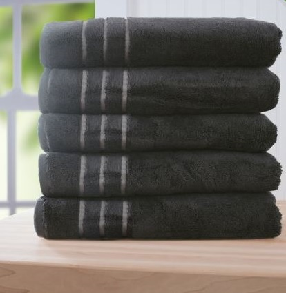 bamboo towels graphite