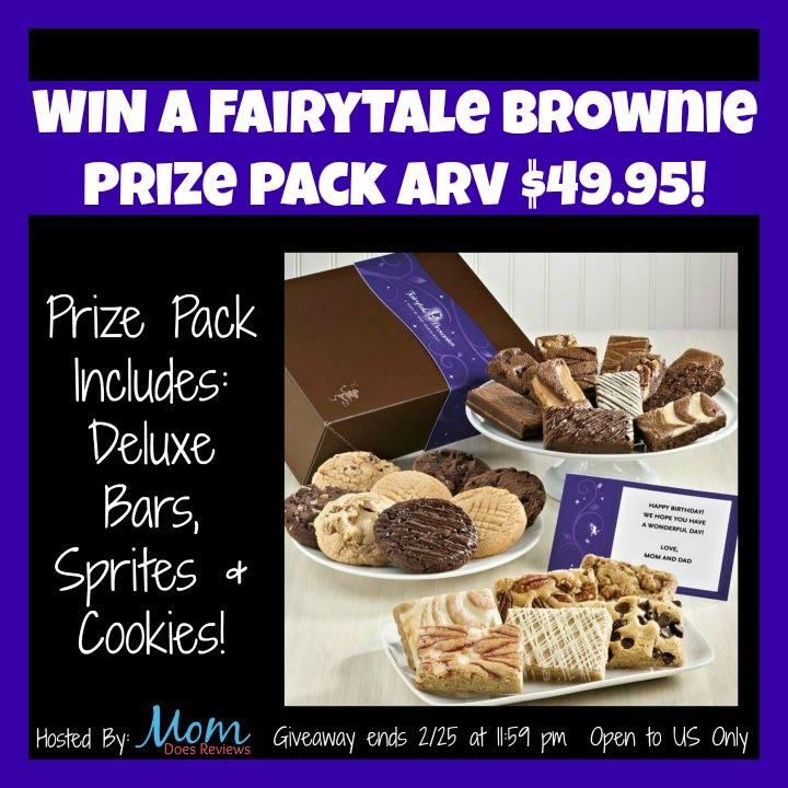 brownie prize pack