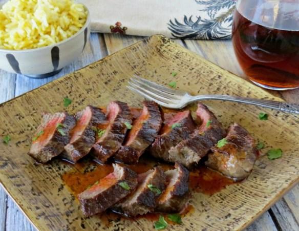 steak with sriracha cilantro butter (6)