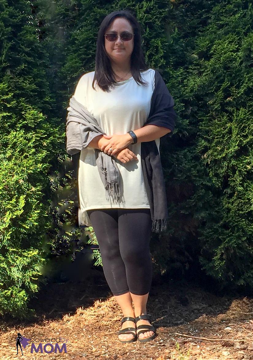 Naot Kayla sandals outdoors