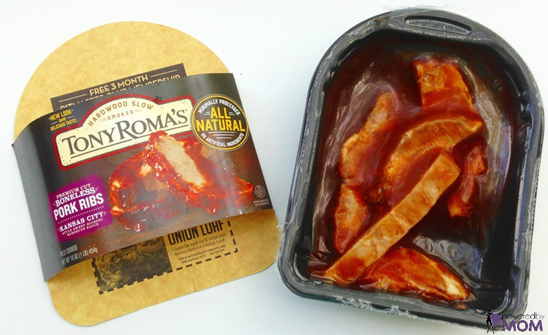Tony Roma's Boneless Pork Ribs
