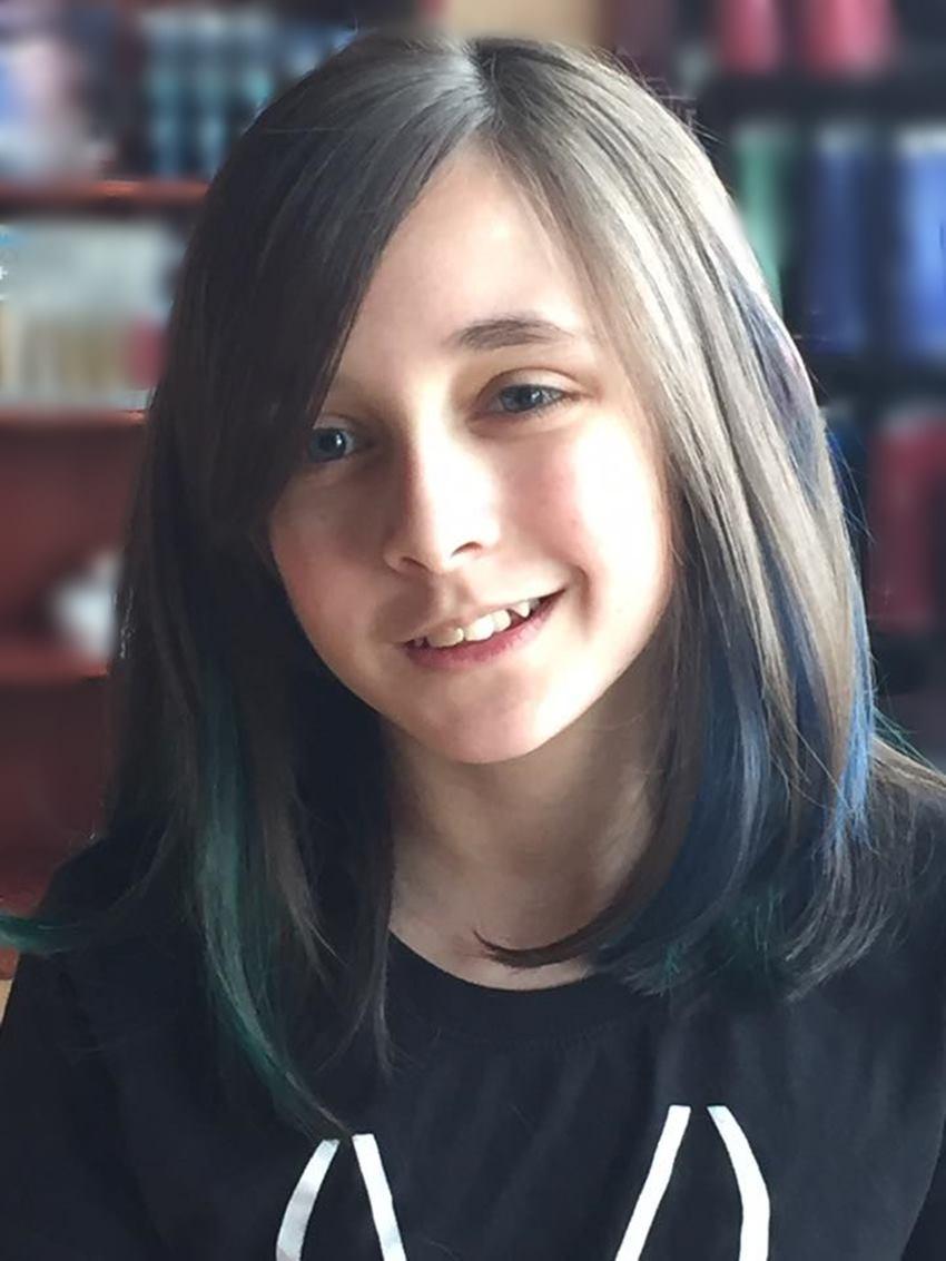daughter hair