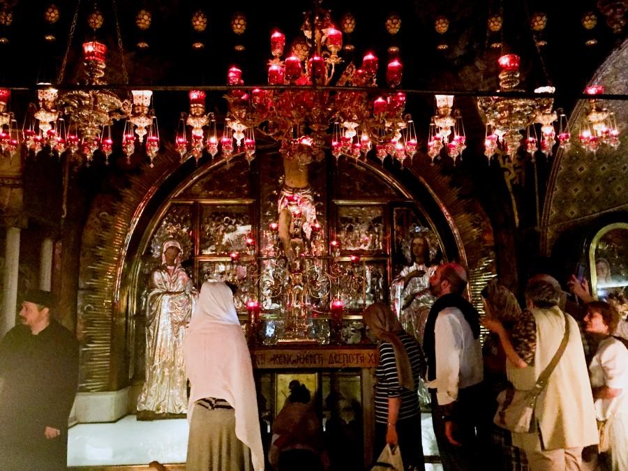 holy sepuchre Jerusalem