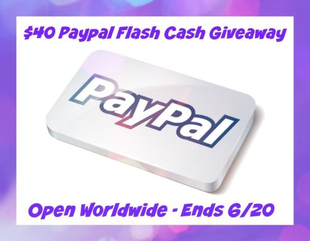 paypal flash cash