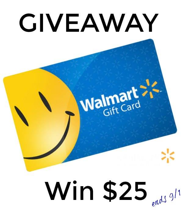 $25 Walmart BTS Gift Card Giveaway