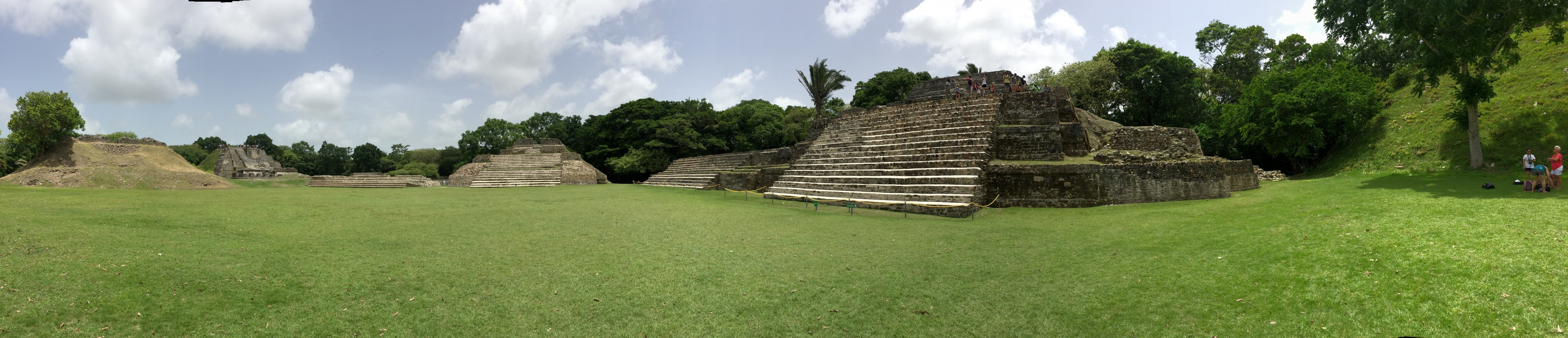 Altun-Ha panoramic 2