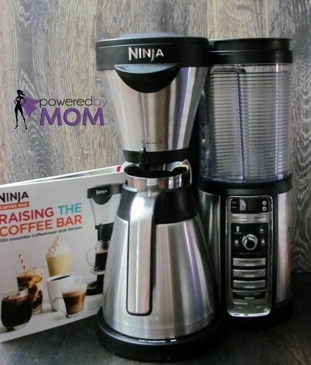 Ninja Coffee Bar With Auto Iq Review Powered By Mom
