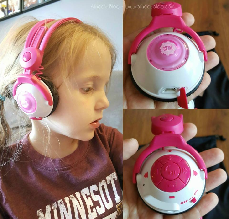 Wireless headphones for travel - animal headphones for kids