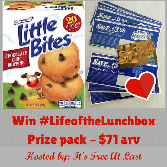 life of the lunchbox prize pack