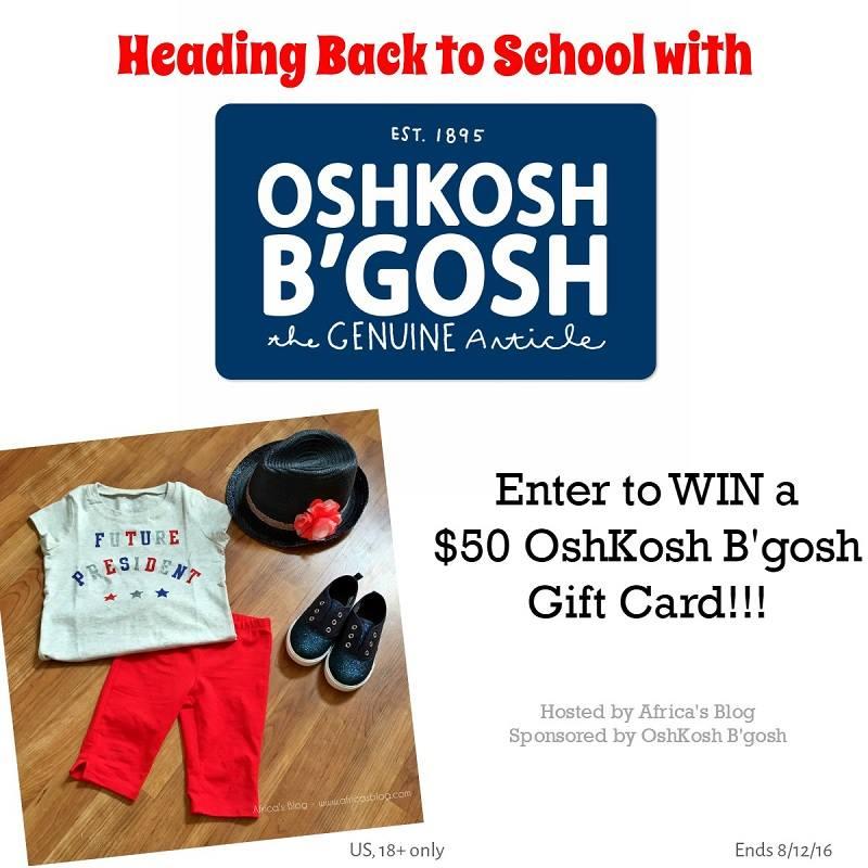 oshkosh giveaway