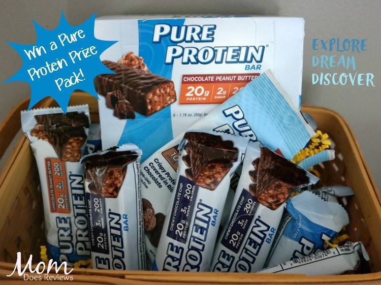 Pure Protein snacks