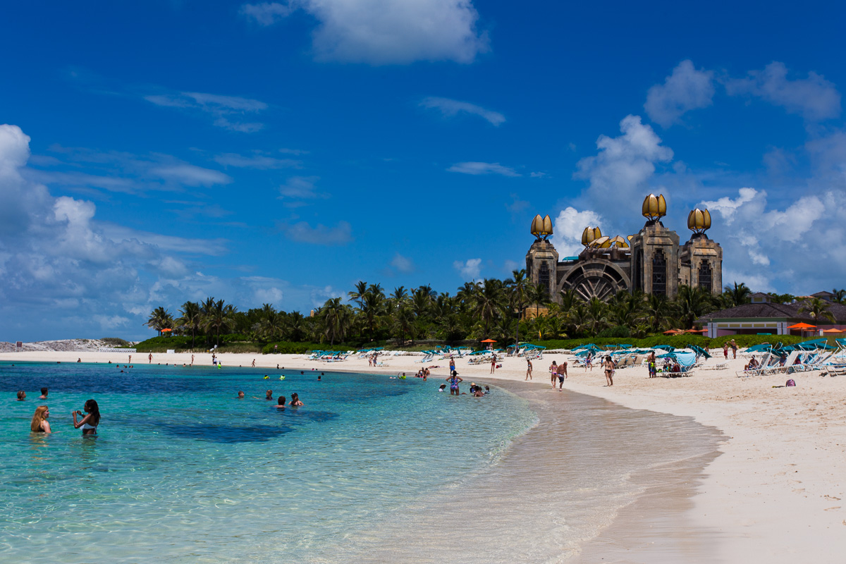 Atlantis Resort Beach