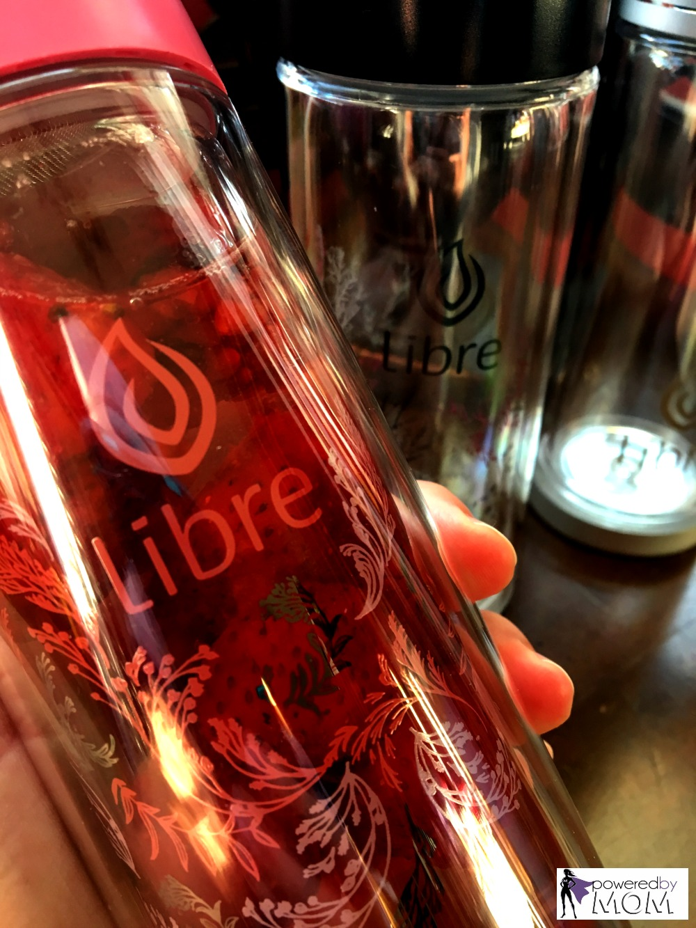 Libre Tea Glasses Brings Style to your Favorite Beverage