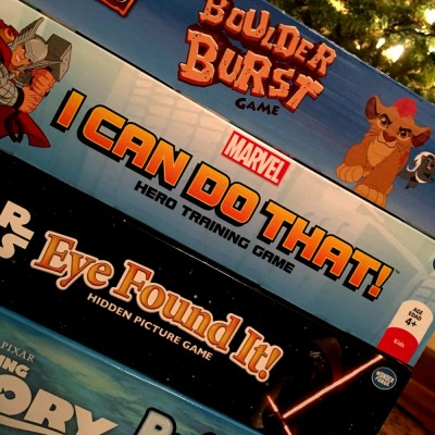 Fun Games Bring the Family Closer #Review