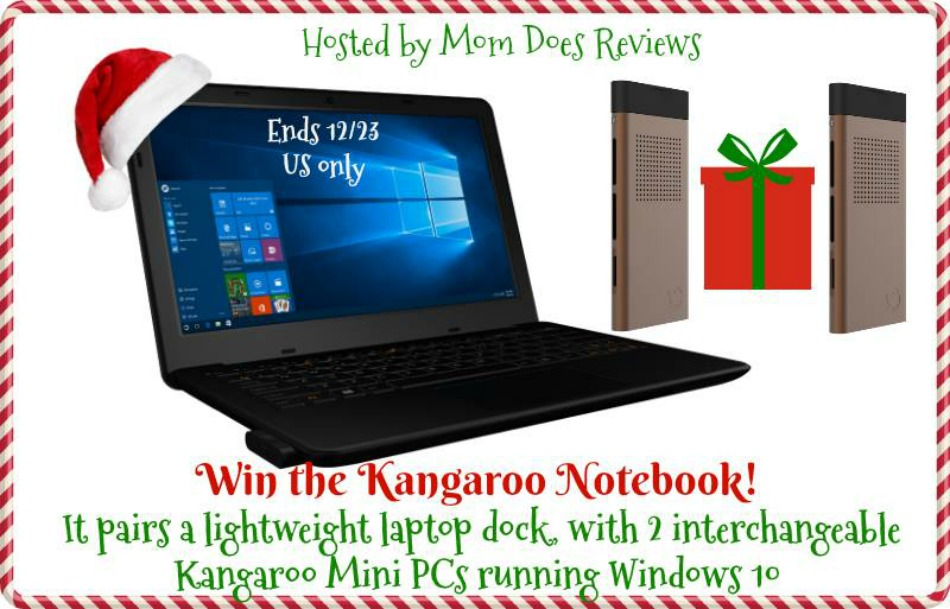 Kangaroo Notebook Giveaway