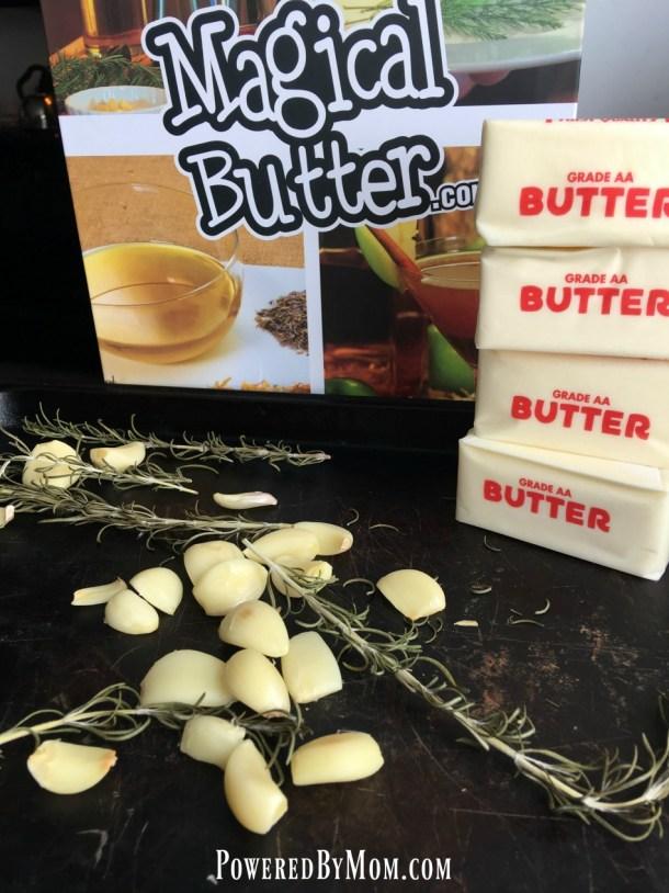 magic butter machine manual