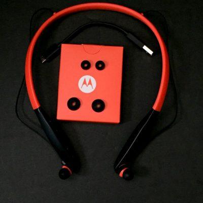 Motorola VerveLoop & VerveRider Earbuds