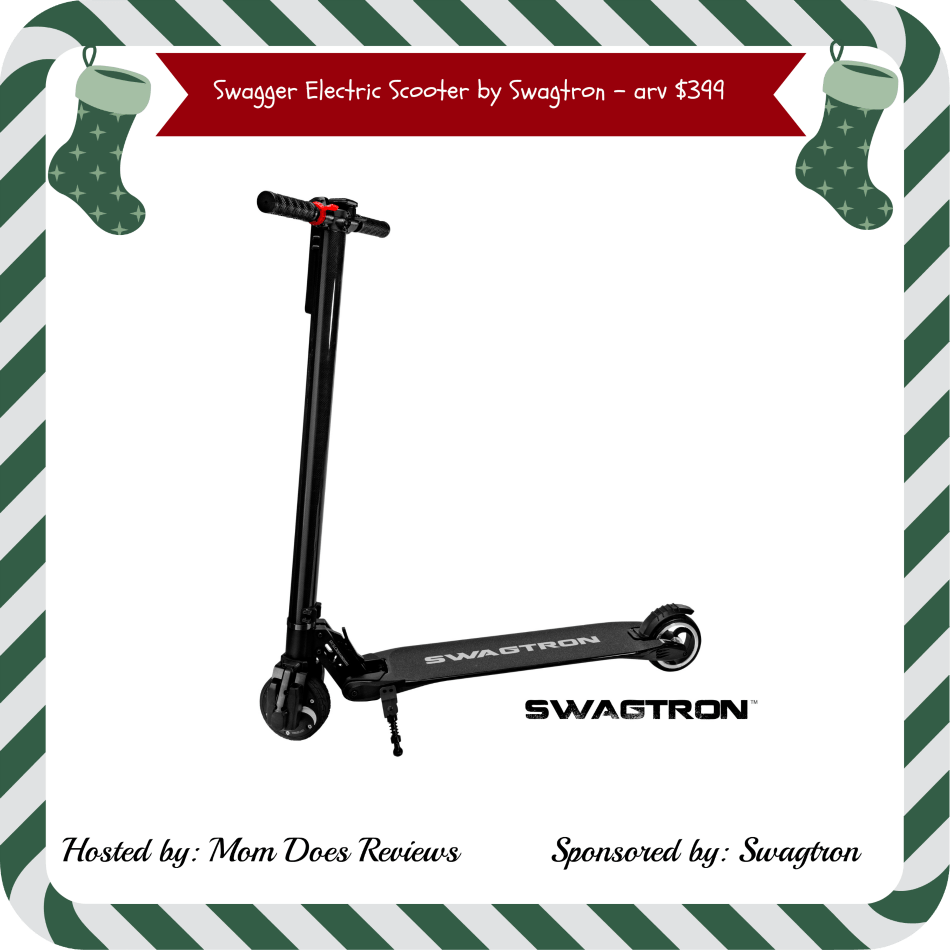 Swagger Electric Scooter giveaway