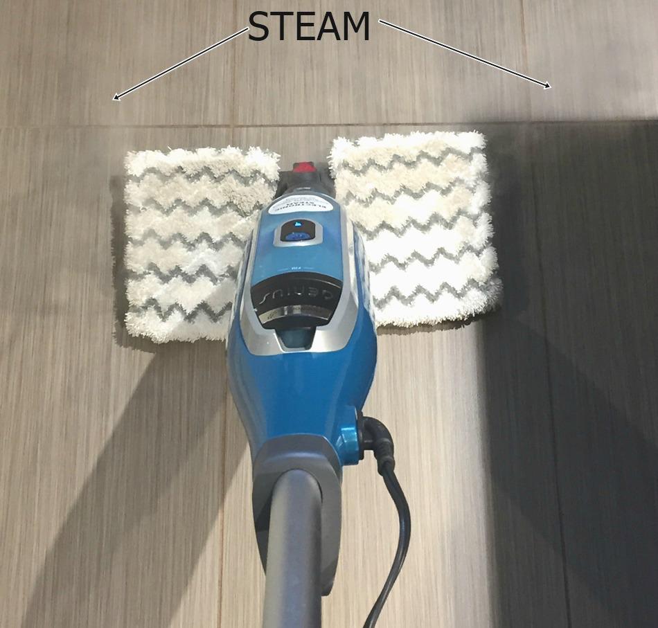 mop-steam