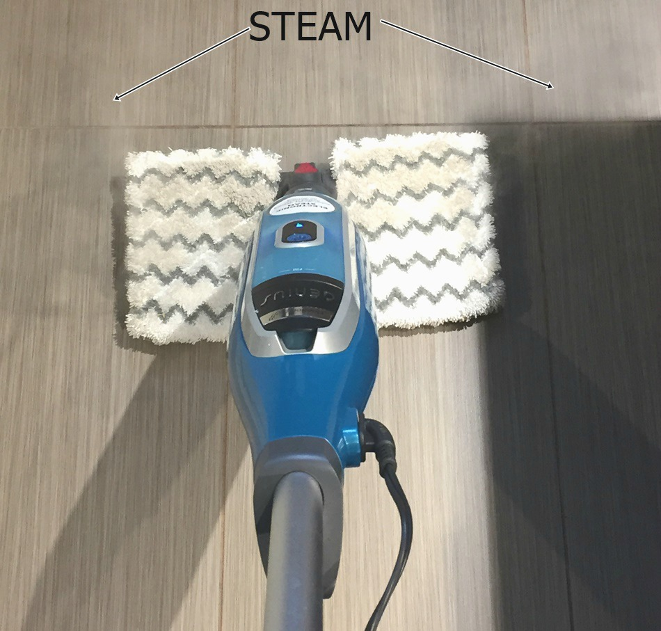 mop-steam