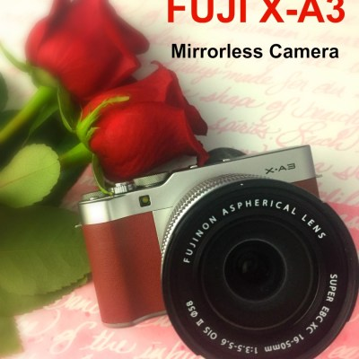 Fuji X-A3 Camera Review – Capturing Family Moments