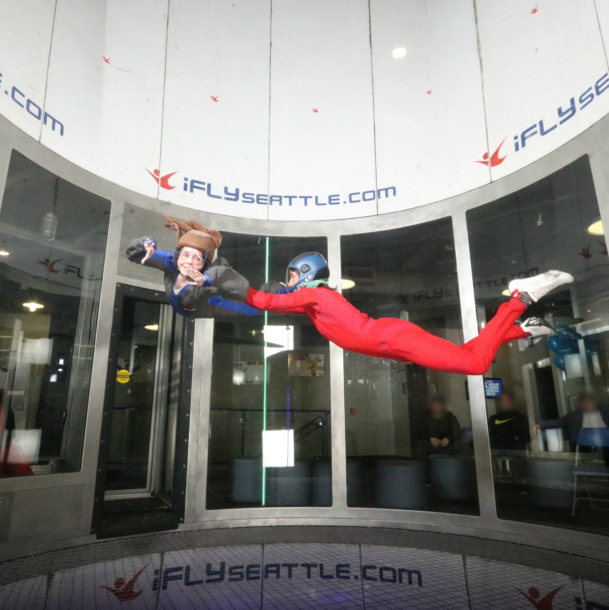 ifly seattle daughter