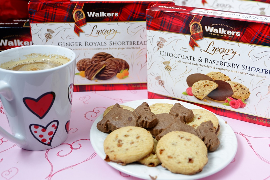 walkers shortbread variety