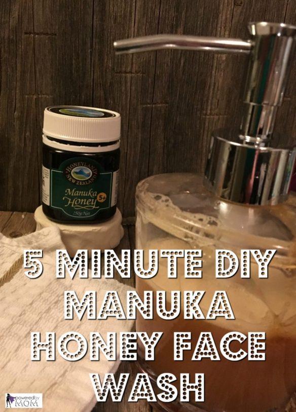 Honey Face Wash