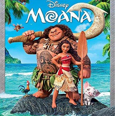 Disney's MOANA a Feel Good Family Movie Review