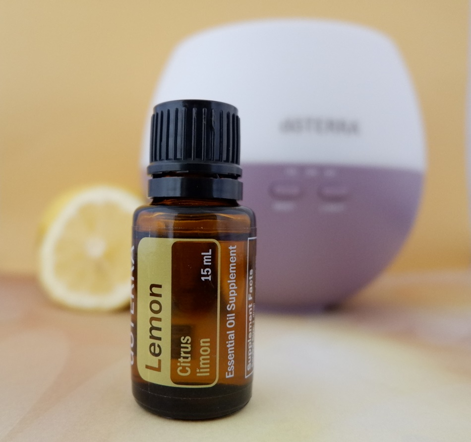 lemon essential oil 4