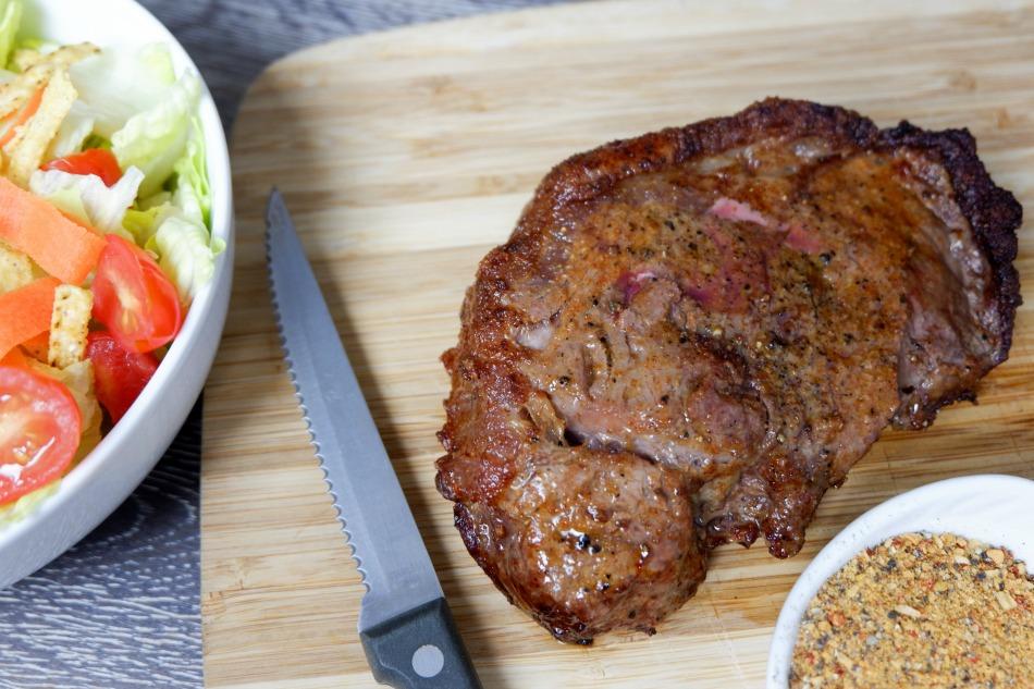 AirFryer whole steak