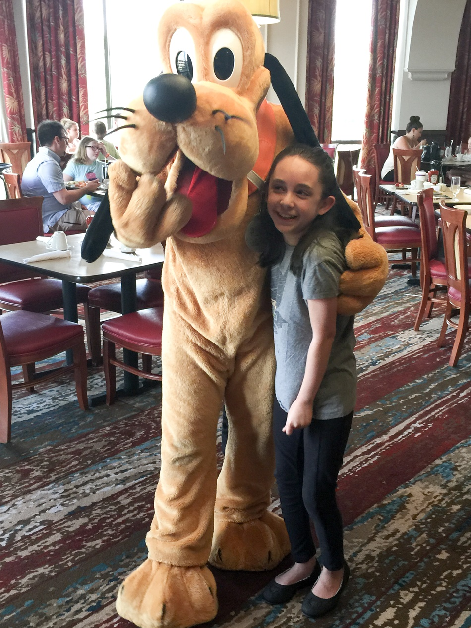 character breakfast Wyndham
