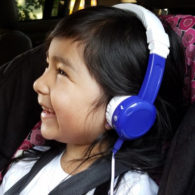 Super Durable BuddyPhones Headphones For Kids #Review
